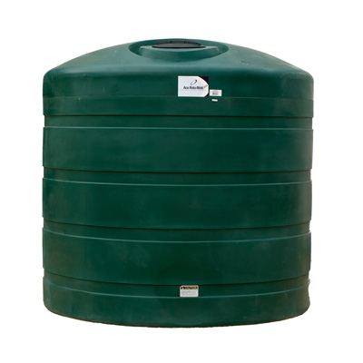 "2500 Gallon H2O Water Only Tank 96"" x 92"""