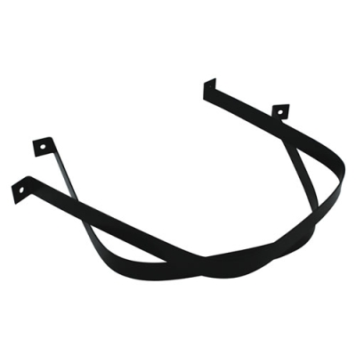 8 Gallon Black 16 GA CRS  Mounting Strap (2 Required Per Tank)