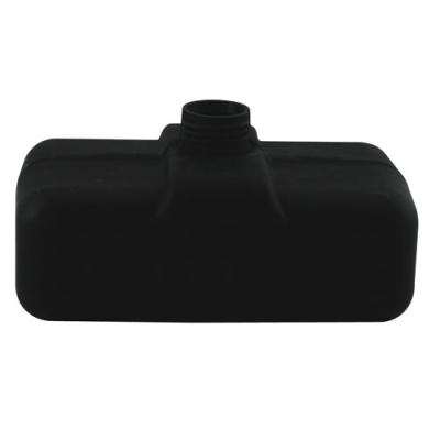 "1 Gallon CARB/EPA Black Tank with 2.25"" Neck (Cap Sold Separately)"