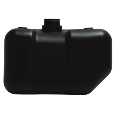 "2.5 Gallon CARB/EPA Black Tank with 2.25"" Neck (Cap Sold Separately)"