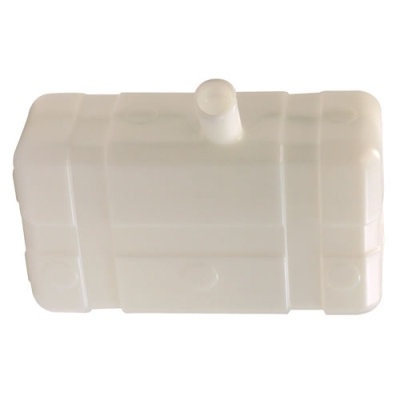 "5 Gallon Low Profile CARB/EPA Natural Tank with 2.25"" Center Neck (Cap Sold Separately)"