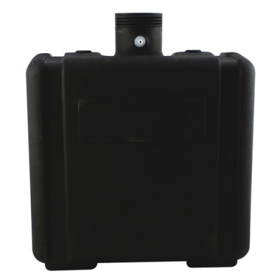 "7 Gallon CARB/EPA Black Tank with 3.5"" Neck (Cap Sold Separately)"
