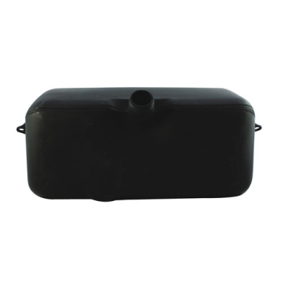 "8 Gallon CARB/EPA Black Tank with 2.25"" Neck (Cap Sold Separately)"