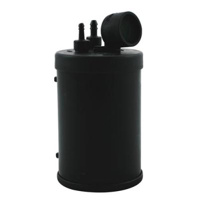 "300cc Carbon Canister - 3/16"" Tank Port x 11mm Purge Port"