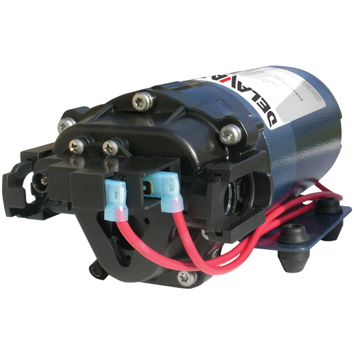 2.2 GPM 12v Demand Pump with Quick Attach Ports