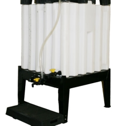 "24"" Tote Stand For 180 & 240 Gallon Totes 44""L X 44""W X 27""H"