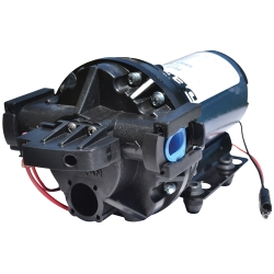 5 GPM 12v Demand Pump with Quick Attach Ports
