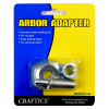 "1/4"" Madrel w/ 1/2"" Arbor Adapter"