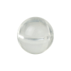 "1-1/8"" Solid Round Clear Acrylic Balls"