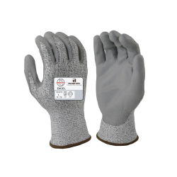 Large Cut Resistant HDPE Gloves