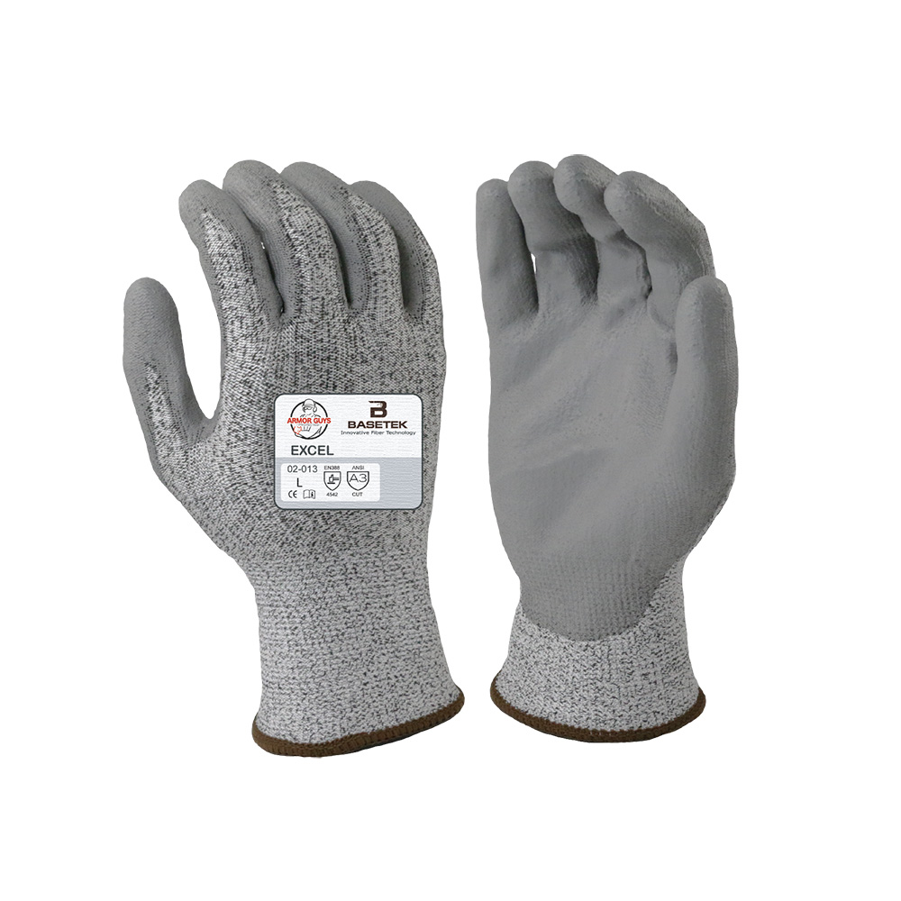XX-Large Cut Resistant HDPE Gloves