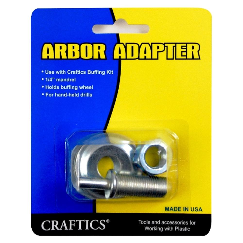 "1/4"" Madrel w/ 1/2"" Arbor Adapter"