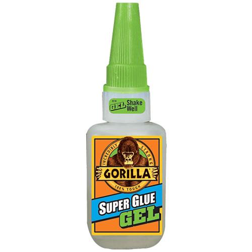 Gorilla Super Glue Gel U S Plastic Corp