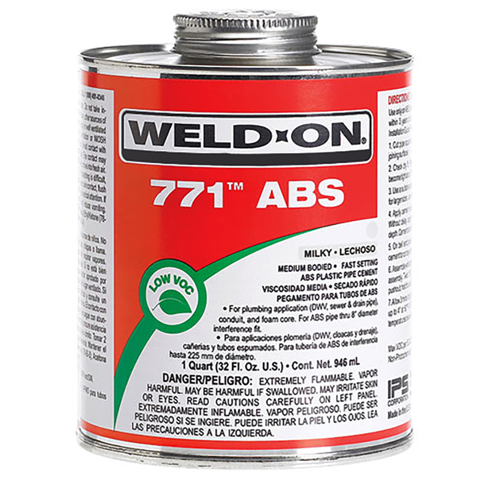 IPS® Weld-On 771™ ABS Cement