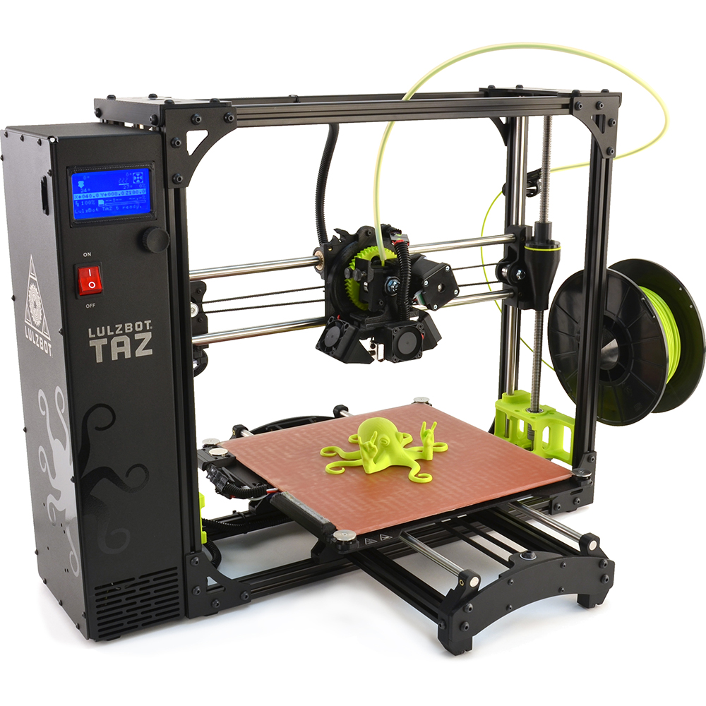 LulzBot® TAZ 6 3D Printer