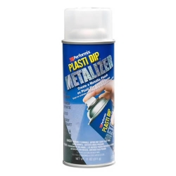 11 oz. Aerosol Plasti Dip®  Metalizer - Silver