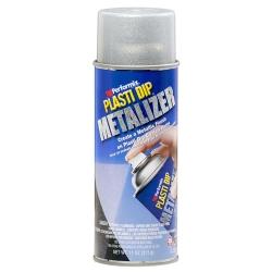 11 oz. Aerosol Plasti Dip®  Metalizer - Aluminum