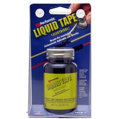 4 oz. Black Liquid Tape