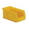 "10-7/8"" L x 5-1/2"" W x 5"" Hgt. Yellow Hang & Stack Bin"