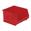 "18"" L x 16-1/2"" W x 11"" Hgt. Red Hang & Stack Bin"