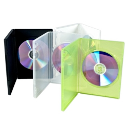 Amaray® Premium Single & Double DVD Cases