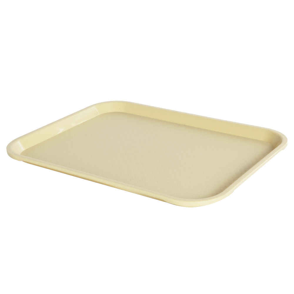Teal and Black Polypropylene Trays