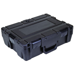 """Defender™ Case with Diced Foam - 20-3/4"""" L x 15-3/4"""" W x 7-7/16"""" Hgt."""