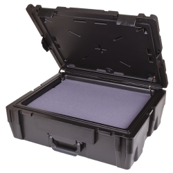 """Defender™ Case with Diced Foam - 25-1/4"""" L x 21"""" W x 9-5/16"""" Hgt."""
