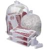 4-7 Gallon Economy Natural HDPE Trash Can Liner
