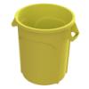 20 Gallon Yellow Value Plus Trash Container