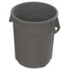 32 Gallon Gray Value Plus Trash Container