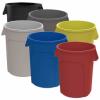 44 Gallon Green Value Plus Trash Container
