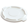 White Lid for 44 Gallon Value Plus Container