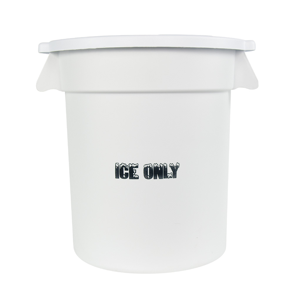 10 Gallon Ice Buckets U S Plastic Corp
