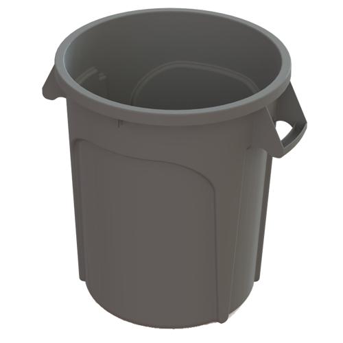 20 Gallon Gray Value Plus Trash Container