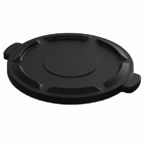 Black Lid for 32 Gallon Value Plus Container