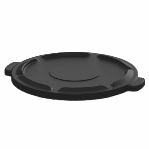 Black Lid for 44 Gallon Value Plus Container