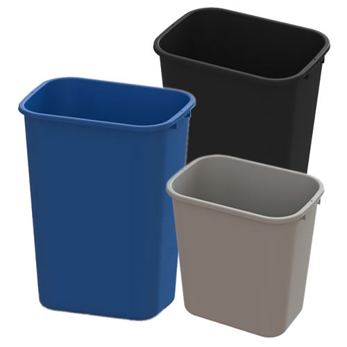 Standard 28 & 41 Quart Wastebaskets