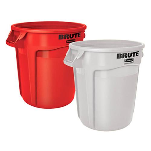 Rubbermaid® 20 Gallon Brute® & Accessories