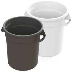 Value Plus 10 Gallon Containers & Lids