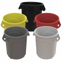Value Plus 20 Gallon Containers & Lids