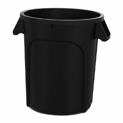 20 Gallon Black Value Plus Trash Container