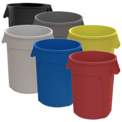 Value Plus 44 Gallon Containers & Lids
