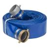Blue Standard PVC Water Discharge Hose Assemblies