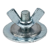 Wing Nut Expandable Plugs