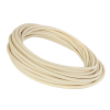 "3/4"" ID x 1"" OD x .125"" Wall Natural FDA Suprene® TPR Tubing"