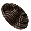 "0.170"" ID x 0.25"" OD x 0.040 Wall Black Polypropylene Tubing"