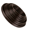 "0.170"" ID x 0.250"" OD x 0.040"" Wall Black NSF-51 Polypropylene Tubing"