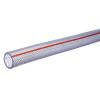 """1/4"""" ID x 0.438"""" OD PVC Kuri Tec® CLEARBRAID® Oil K3550 Series Hose"""
