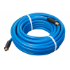 "1/2""ID x .781"" OD Tundra-Air® Blue Air Hose Assembly"
